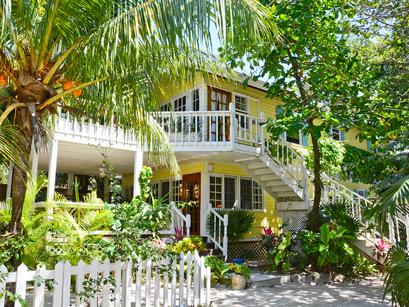 Barefoot dream for Dream home rentals